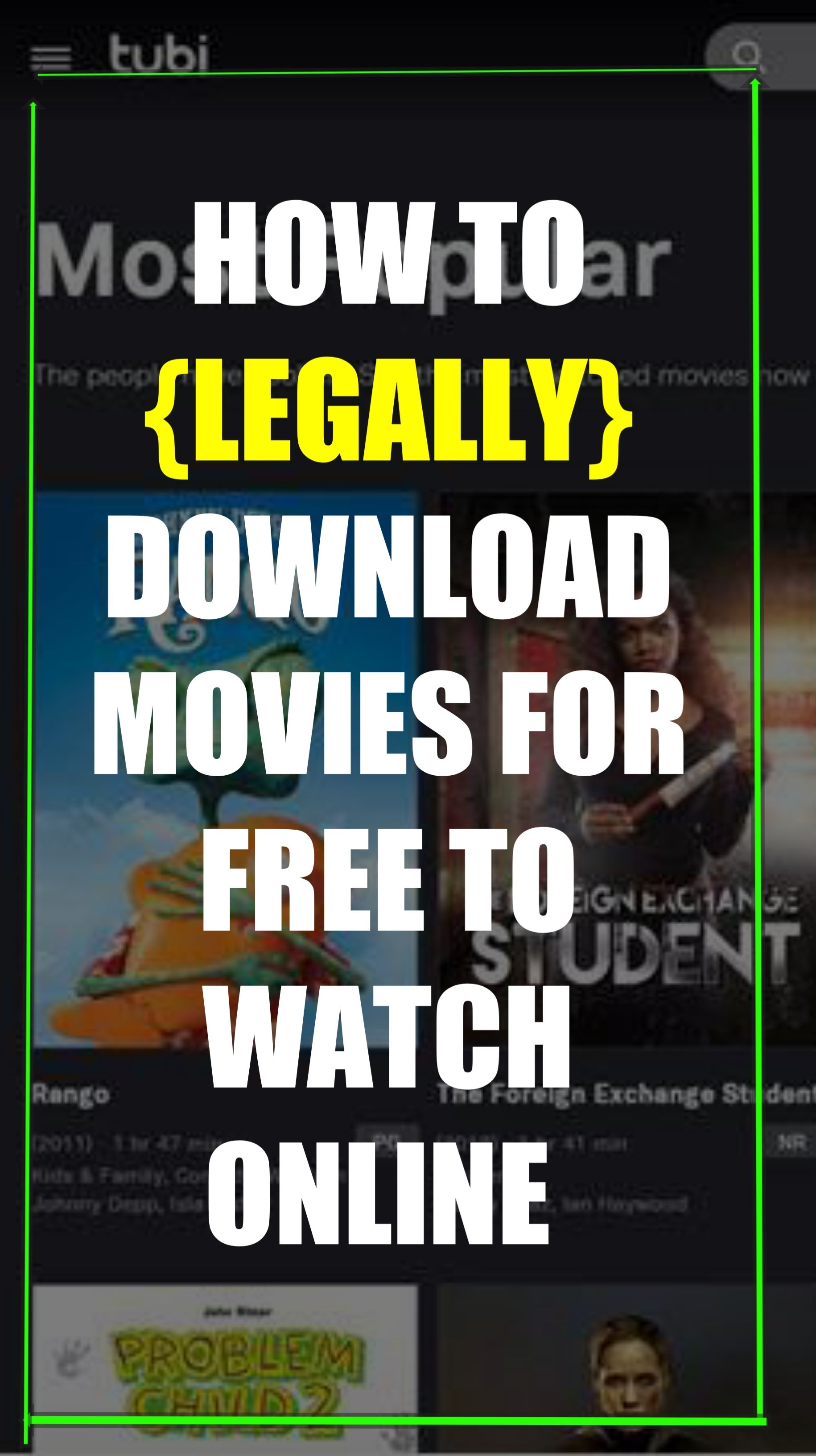 Here's everything you need to know on how to download movies to watch offline, for free and legally.