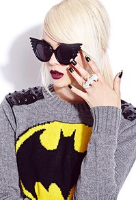 batman sweater cool