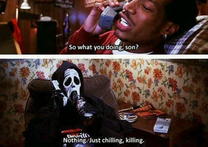 Funny Movie Quotes Meme : Scary movie things i love scary movies scary and