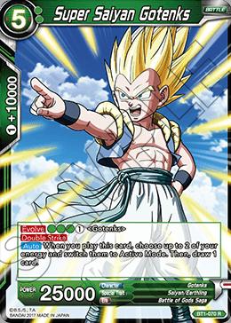 Super Saiyan Gotenks Super Saiyan Card Games Dragon Ball