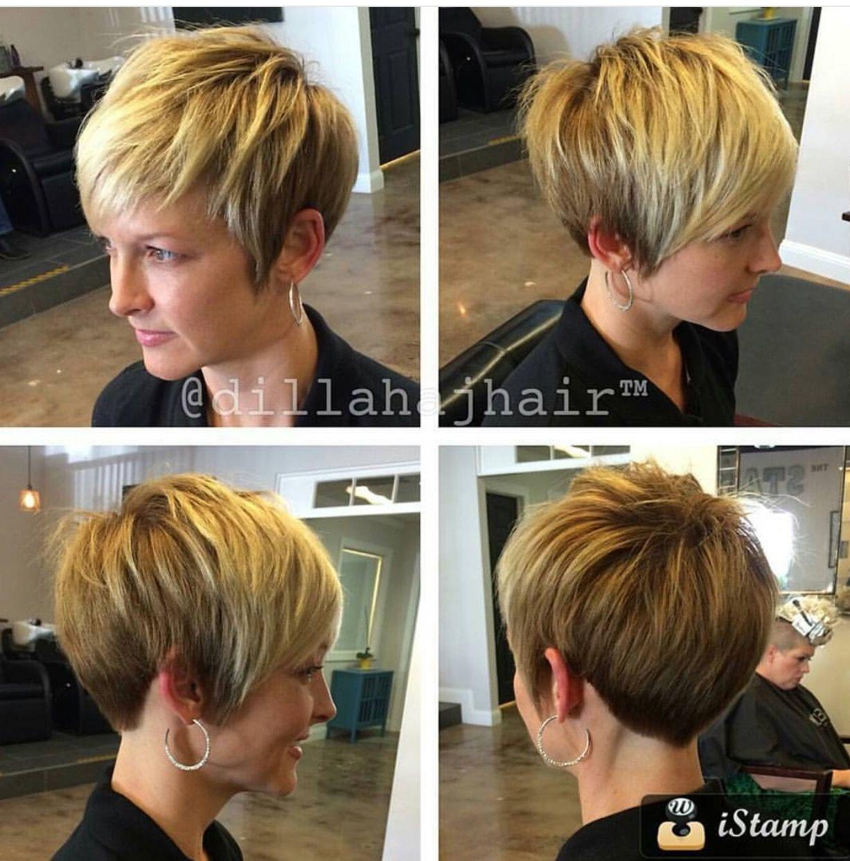 Pin by teresa fulps on hairstyles pinterest hair short hair