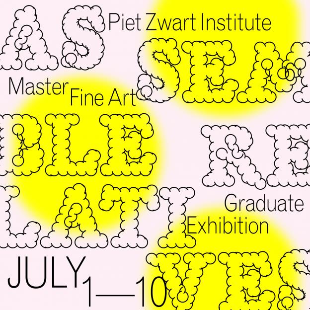 Graduate Exhibition Master Fine Art | Piet Zwart I