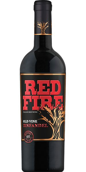 Red Fire Zinfandel is a full-bodied, bold red wine with smooth jammy flavors that persist, but are not overly sweet. Spicy on the finish. Try pairing with pulled-chicken sandwiches, baby back ribs or one of your other spicy favorites. It even works well with chocolate cake. – Winemaker's Notes