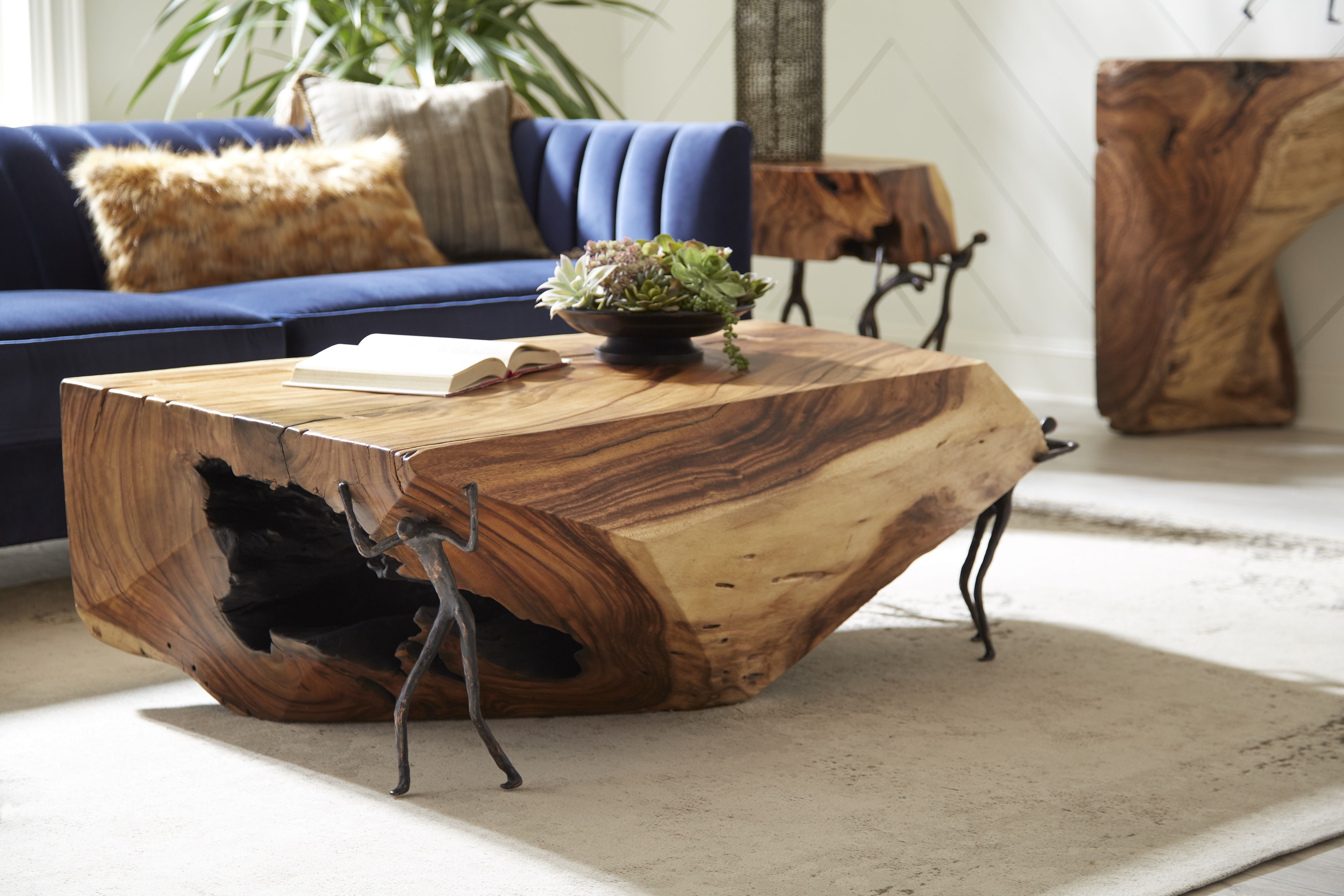 Atlas Coffee Table By Phillips Collection Unique Wood Furniture Furniture Design Wooden Interior Design Bedroom Small [ 3333 x 5000 Pixel ]