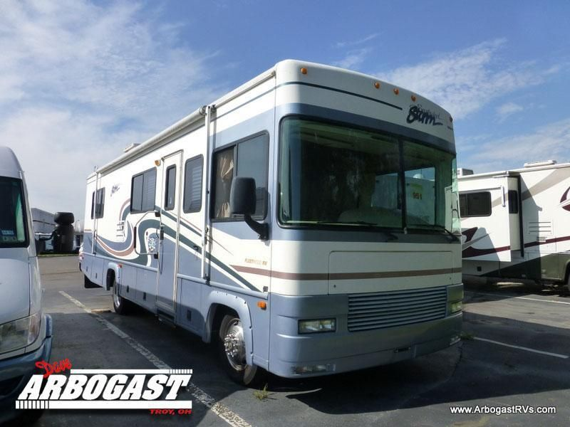 2000 Fleetwood Southwind Storm 30h For Sale Troy Oh Rvt Com Classifieds Fleetwood Southwind Storm