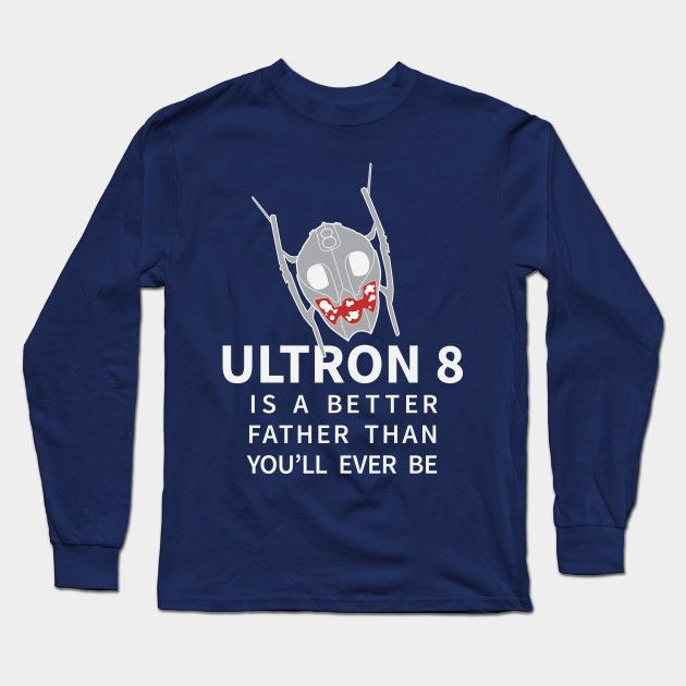 Ultron 8 Long Sleeve T-Shirt