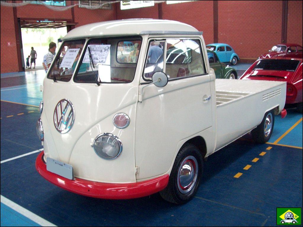 Kombi pickup cabine simples - Google Search | Kombi & Air-cooled ...