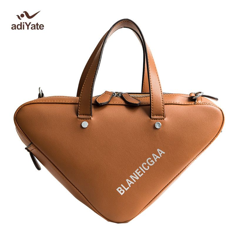 ea954ec9608 ADIYATE Womens bags Handbag Leather Rice Dumplings Package Hip Hop Bolsas  Feminina O Bags Clutch Bag