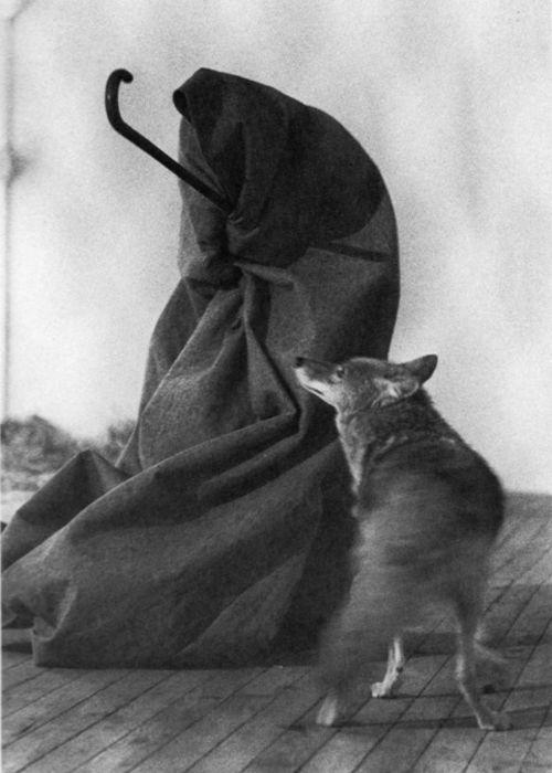 Joseph Beuys: felt's shamanistic quality