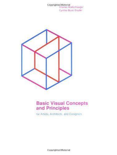 Basic Visual Concepts And Principles For Artists Architects And Designers By Charles Wallschlaeger Http Www Amazon Com Banner Ads Design Book Design Design