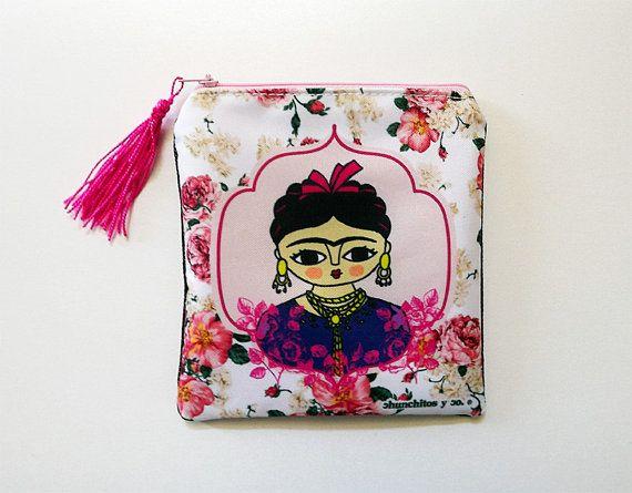 Frida Kahlo Dibujo Animado Para Colorear: Frida Kahlo Caricatura Para Colorear