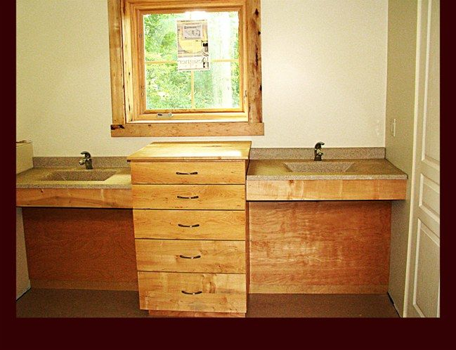 Bathroom Sinks For Handicapped custom vanity cabinets|bath cabinets|medicine cabinets|wic