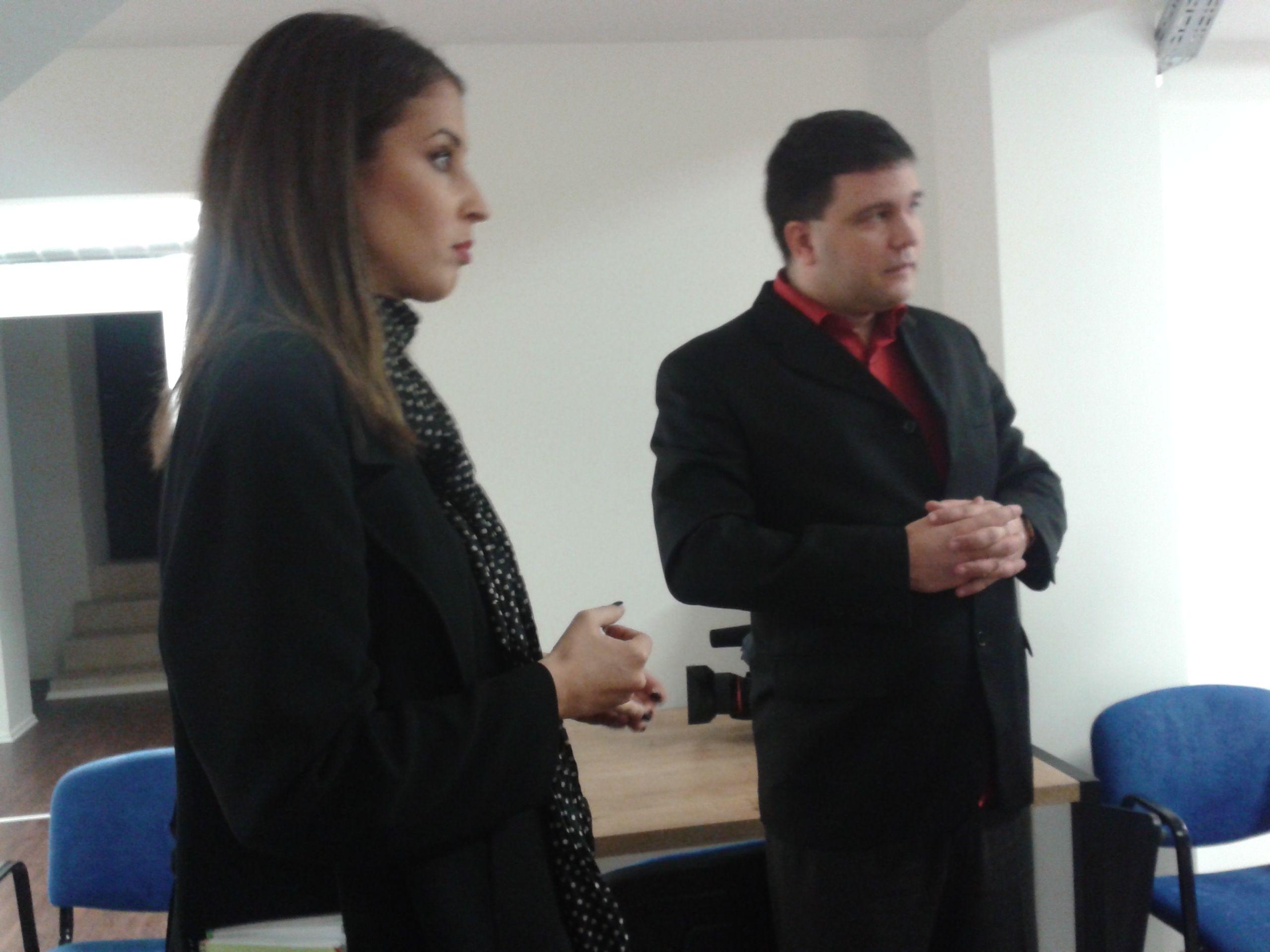 executive assistant bsn ivana marjanovi and head of bsn team mr boscaronko nektarijevi263 executive manager bsn sandra babi263 interview