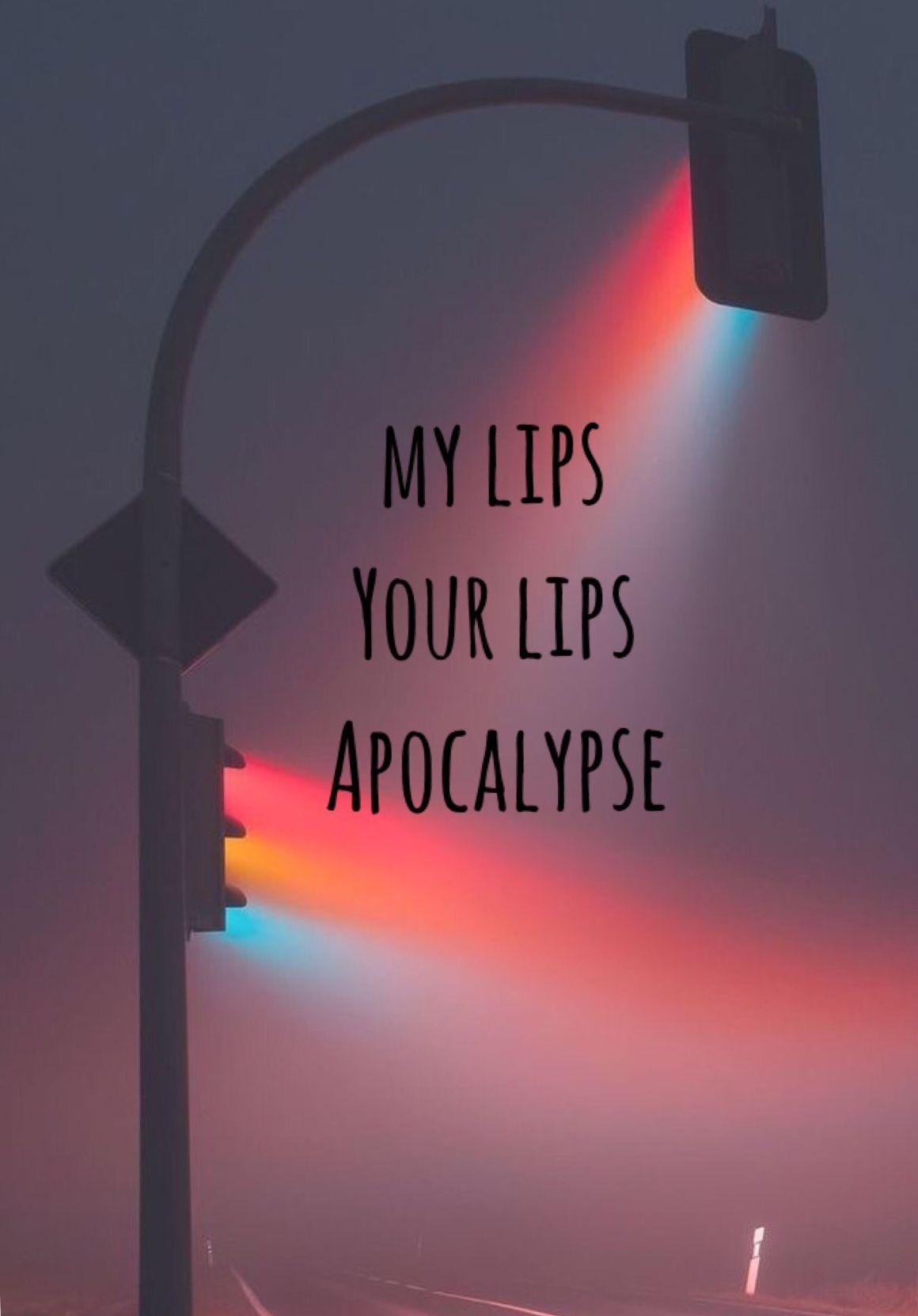 Mis Labios Tus Labios Apocalipsis Funny Poems Bad Quotes Instagram Quotes