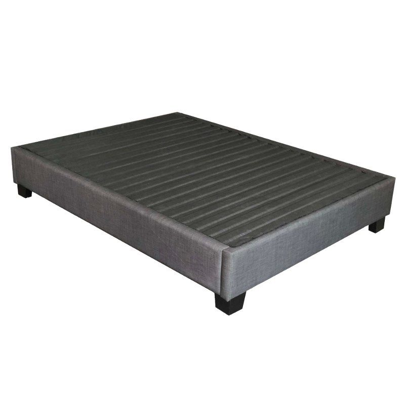 Health Care Queen Ace Base Box Spring And Bed Frame Box Spring