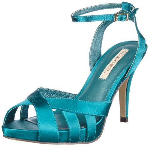 Menbur Women's Kadam Sandal,Turquoise
