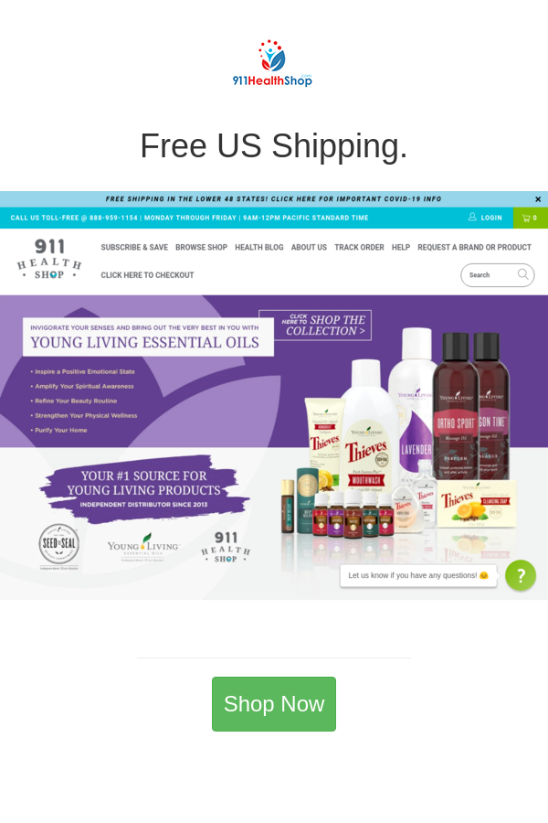 Best Deals And Coupons For 911healthshop Health Shop Health Blog Health And Beauty