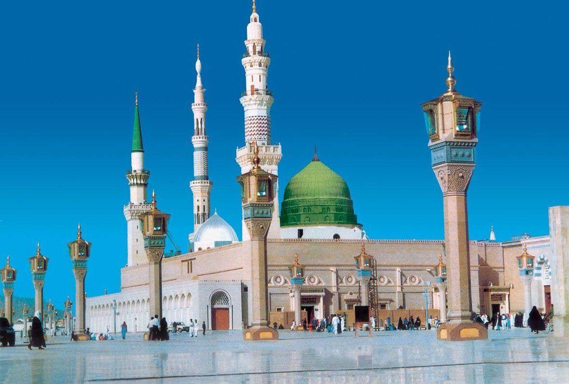 المدينه المنوره Medina Mosque Masjid Al Masjid An Nabawi