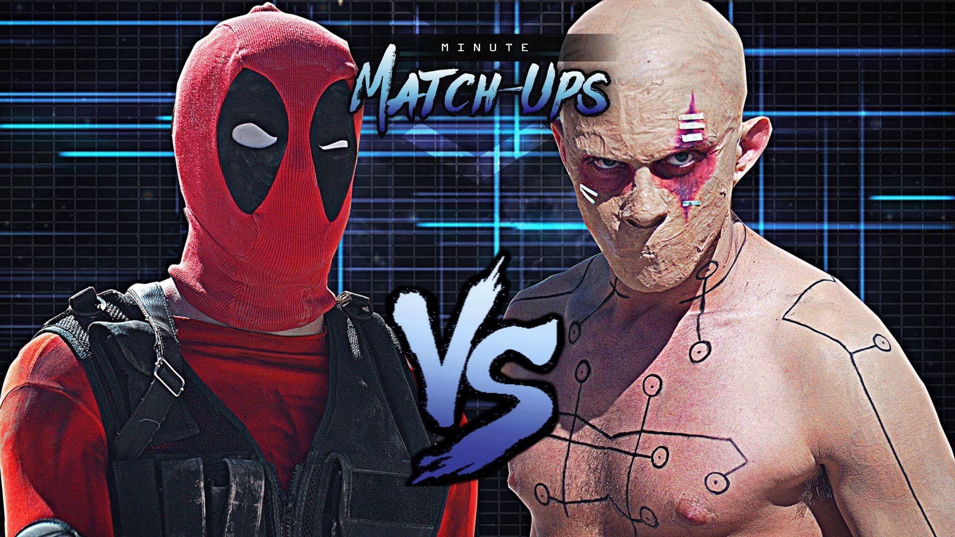 Deadpool V Deadpool Dawn Of Deadpool Minute Match Ups Episode 1 Deadpool Comic Deadpool X Men