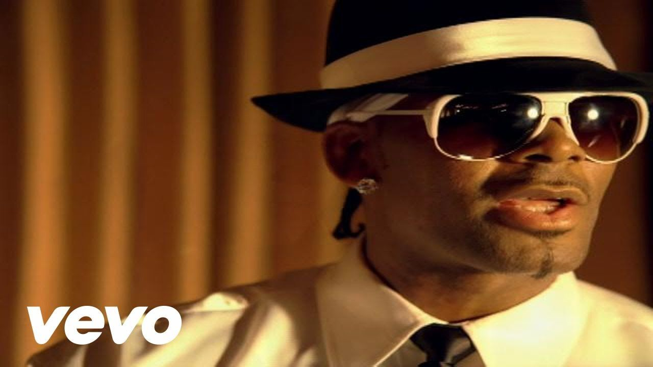 R. Kelly - Happy People. It will be a day filled with joy and ...