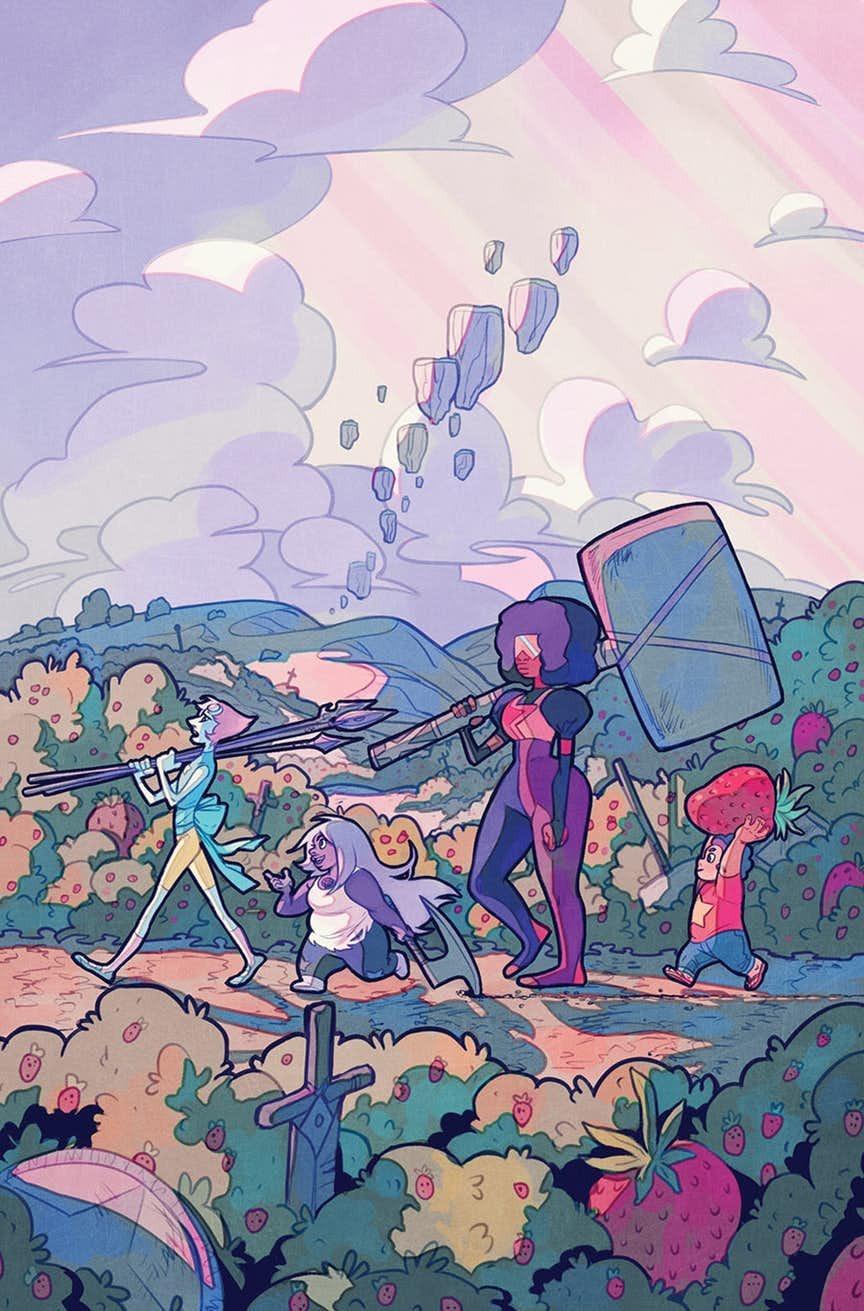 Cute Anime Watercolor Wallpaper Bad Boys Quot Su Quot Steven Universe Wallpaper Steven Universe Gem