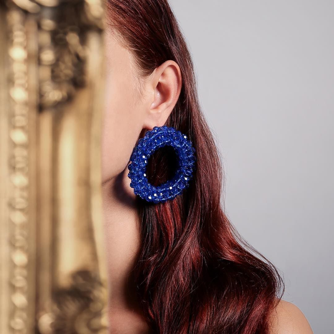 Glitz Glam Blue Diamontrigue Jewelry: Do Bold Glamour Like A Pro And Elevate Your Look With