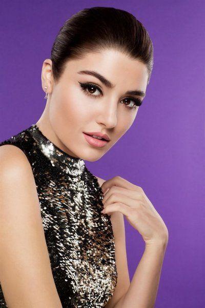 هانده ارتشيل ستشارك في مسلسل اللؤلؤ الأسود Hande Ercel Beauty Around The World Turkish Beauty