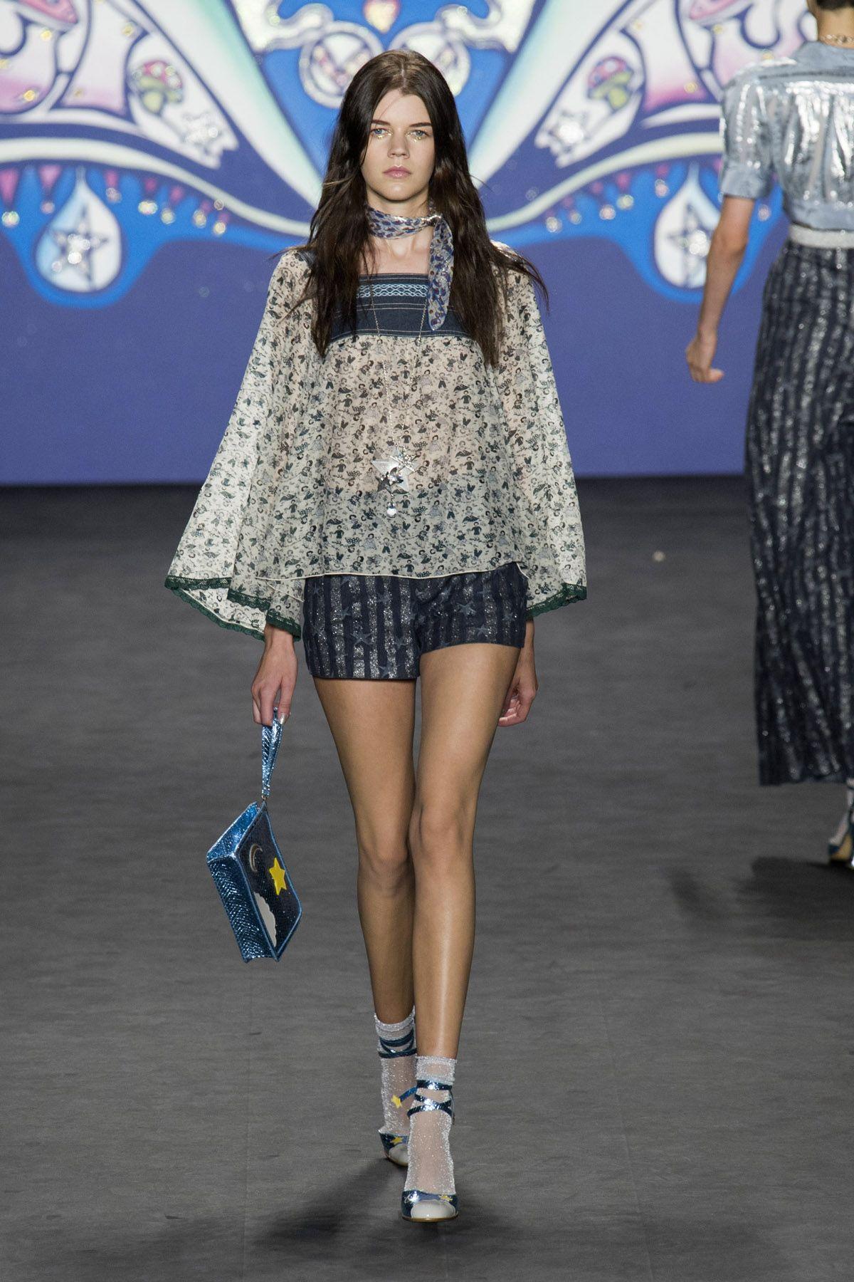 Anna Sui | Nova York | Verão 2015 RTW