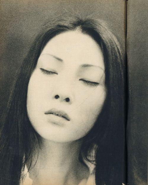 "fuckyeahmeikokaji: ""  Meiko Kaji (梶芽衣子) in an image scanned by me from Weekly Sankei (週刊サンケイ) magazine March 25, 1976. http://fuckyeahmeikokaji.tumblr.com """