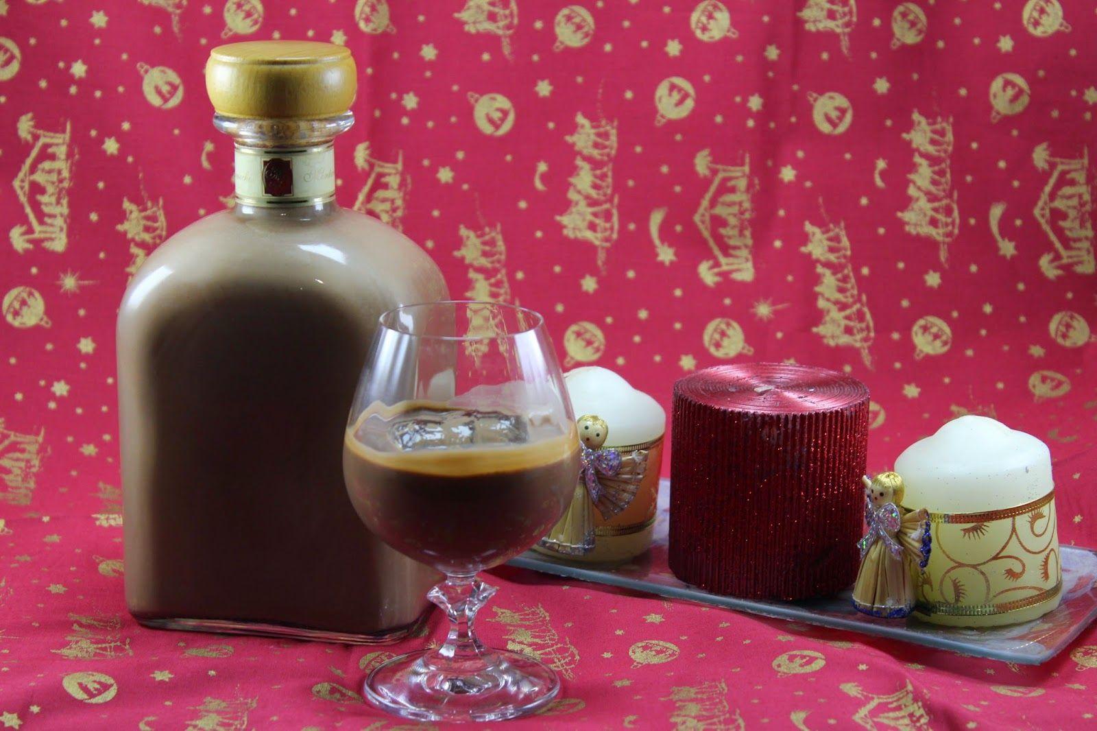 Crema De Chocolate Bebida Ana Sevilla Con Thermomix Crema De Chocolate Licor De Chocolate Licor De Crema