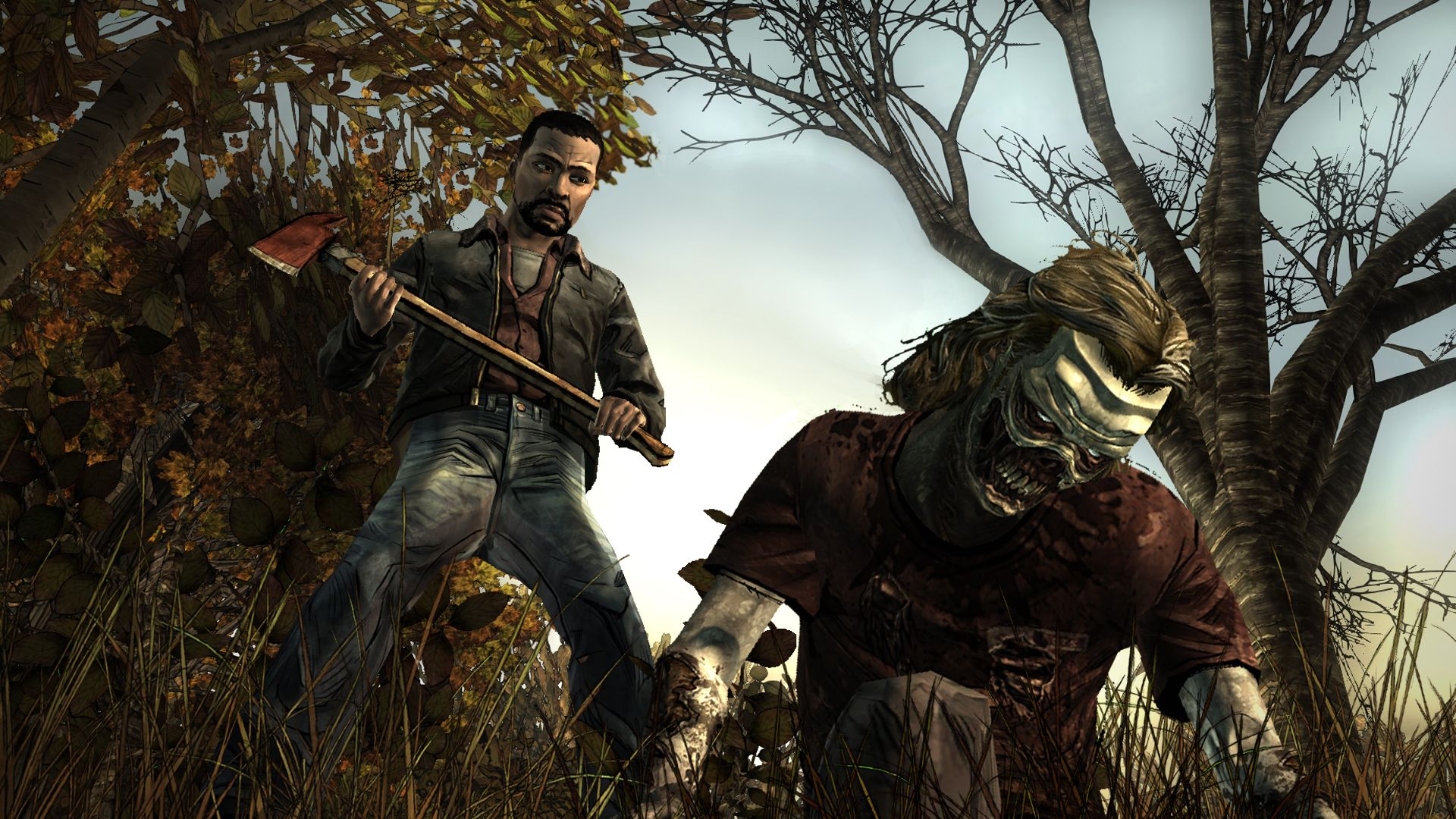 f069f71e43d76d7a193639b302b88c7b - How To Get Episode 2 On The Walking Dead Game