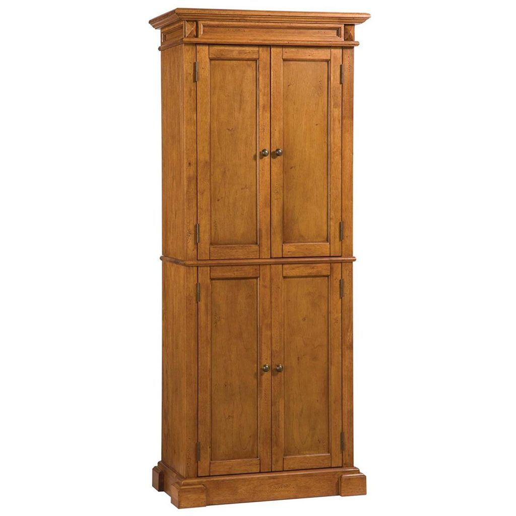 oak kitchen cabinets | home styles, pantry storage cabinet