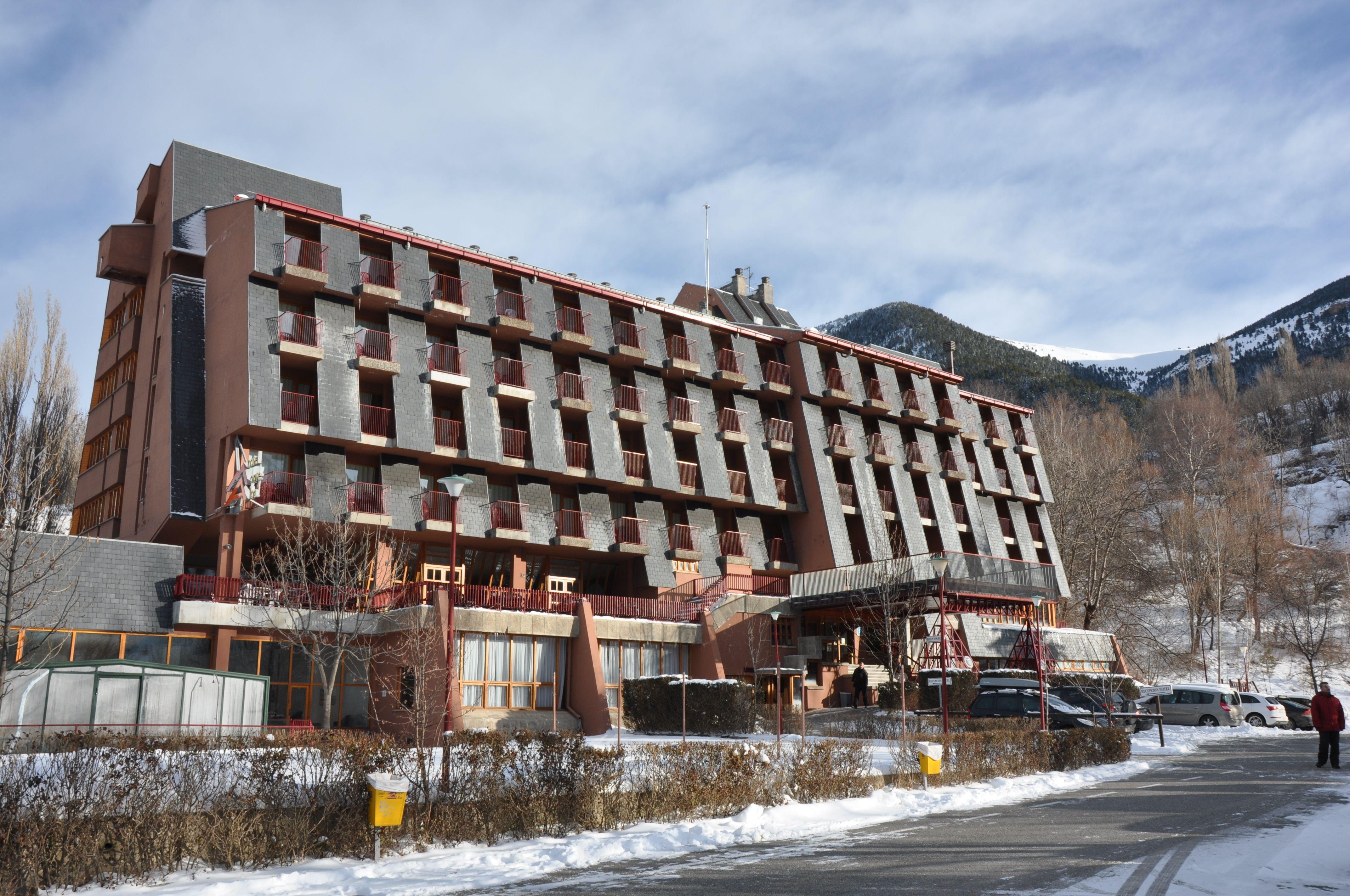 Pin En Hotel Evenia Monte Alba