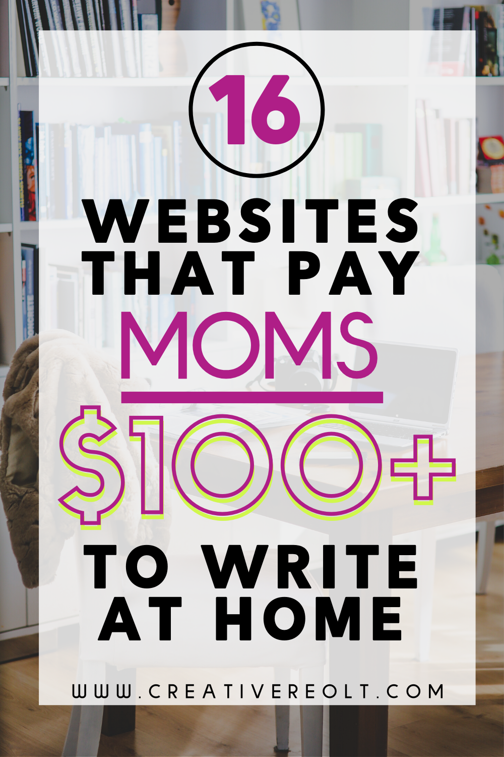 Pin On Work At Home Job Ideas For Moms