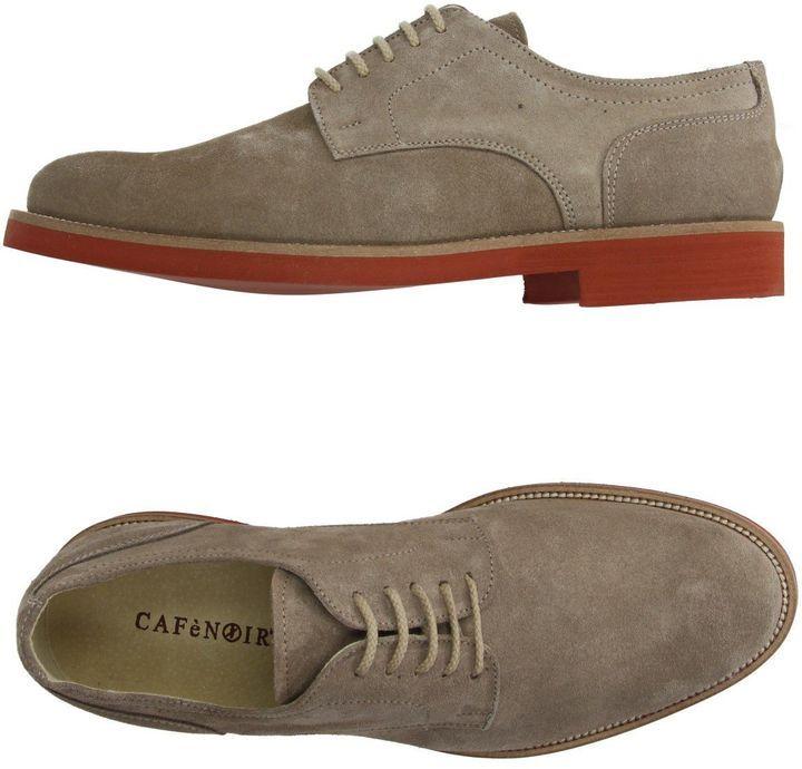 FOOTWEAR - Lace-up shoes Caf kJ3ia