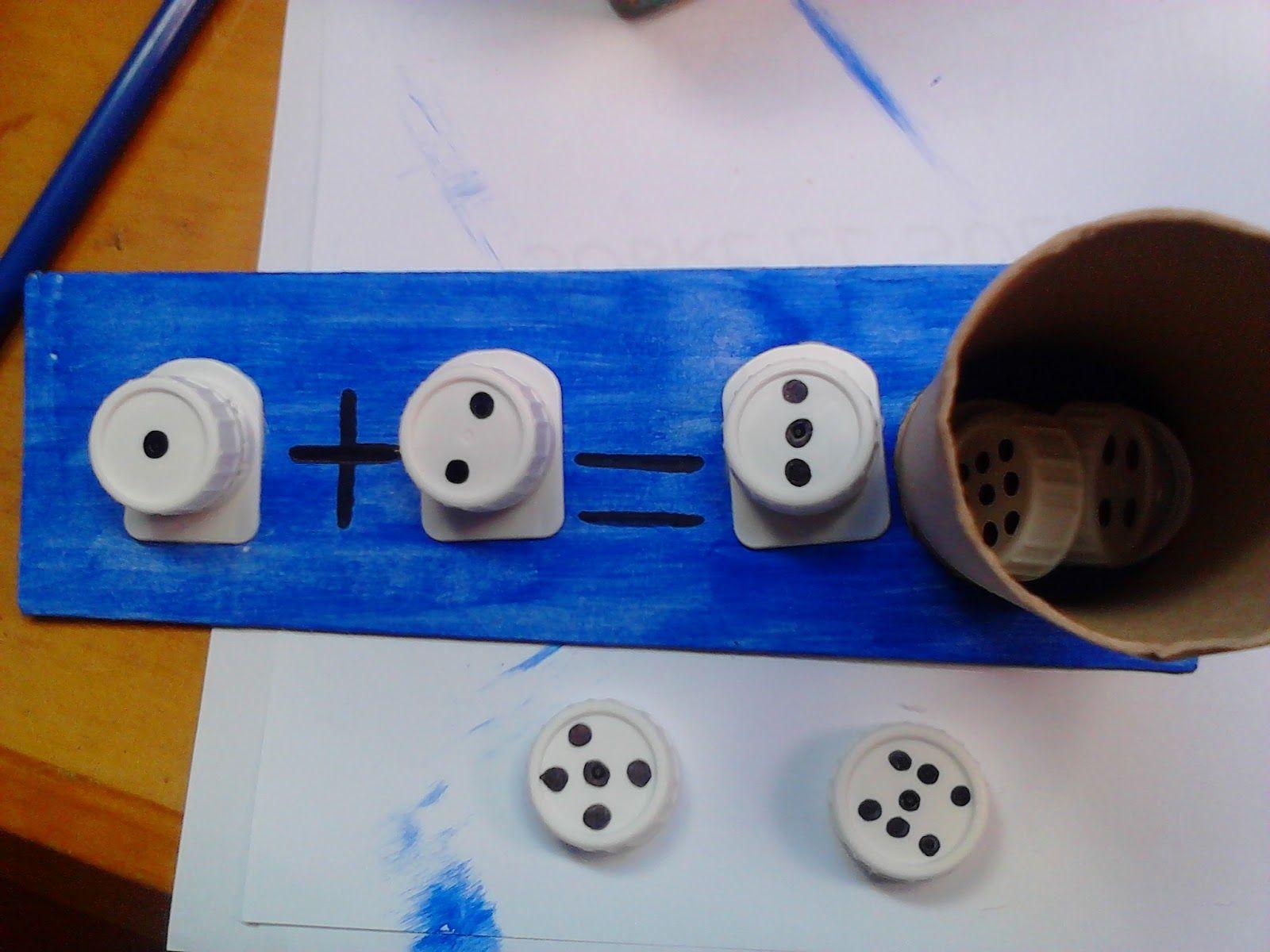 Jugando Con Cantidades Actividades Para Preescolar Math