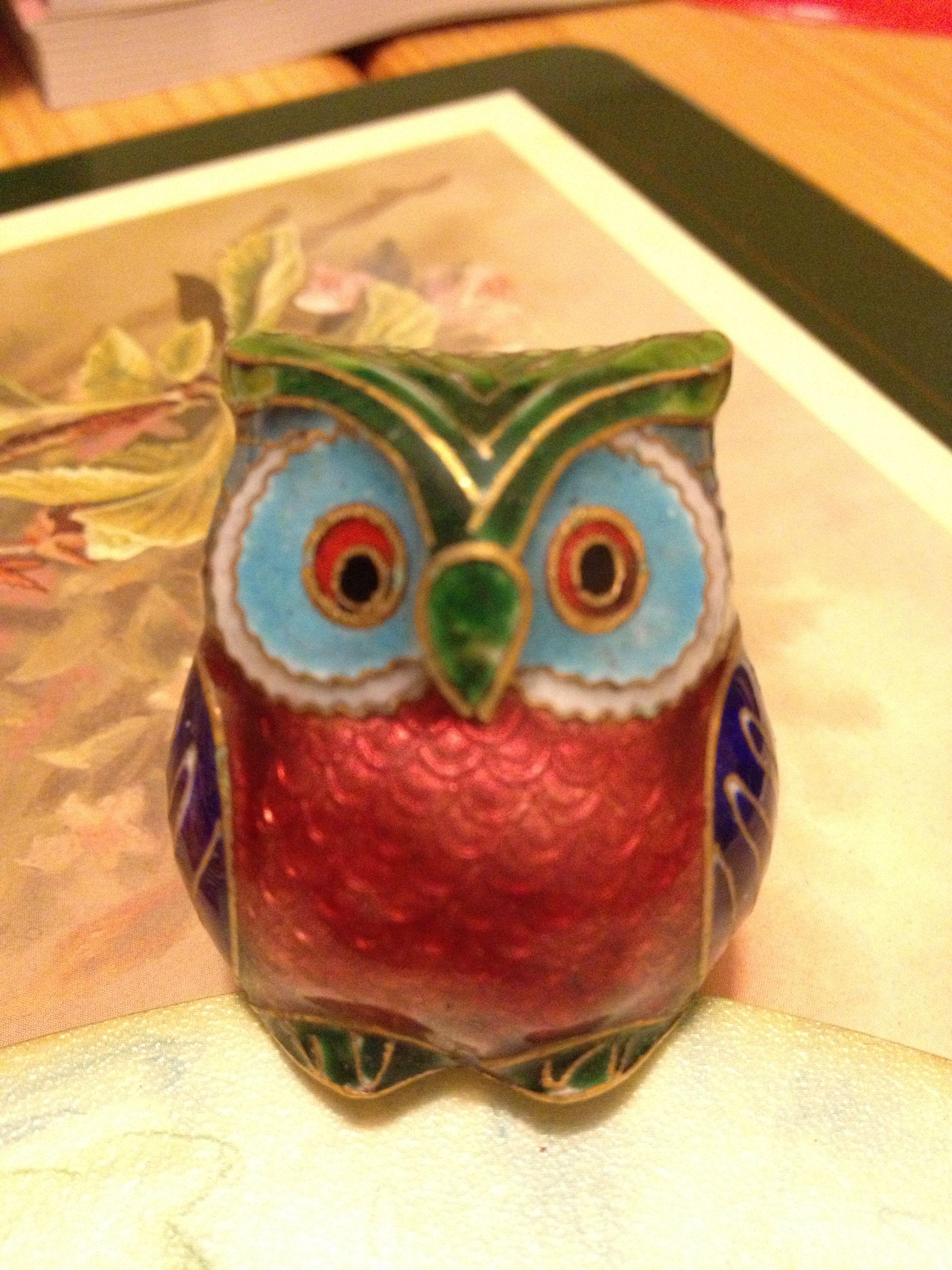 Ceramic Bubo