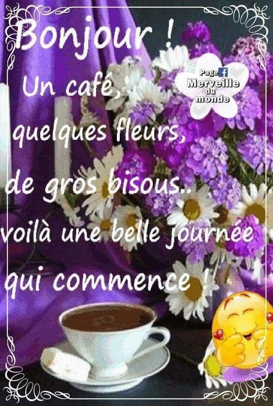 Image du tableau Messages de Eugenie | Carte bonjour, Citation bonne nuit, Bonjour et bonne journée