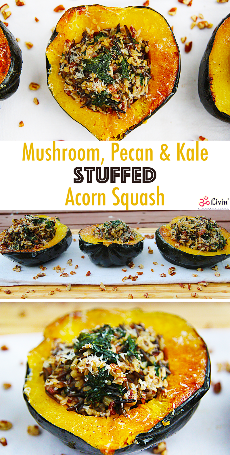 Men S Health Whole Food Recipes Vegetarian Thanksgiving Acorn
