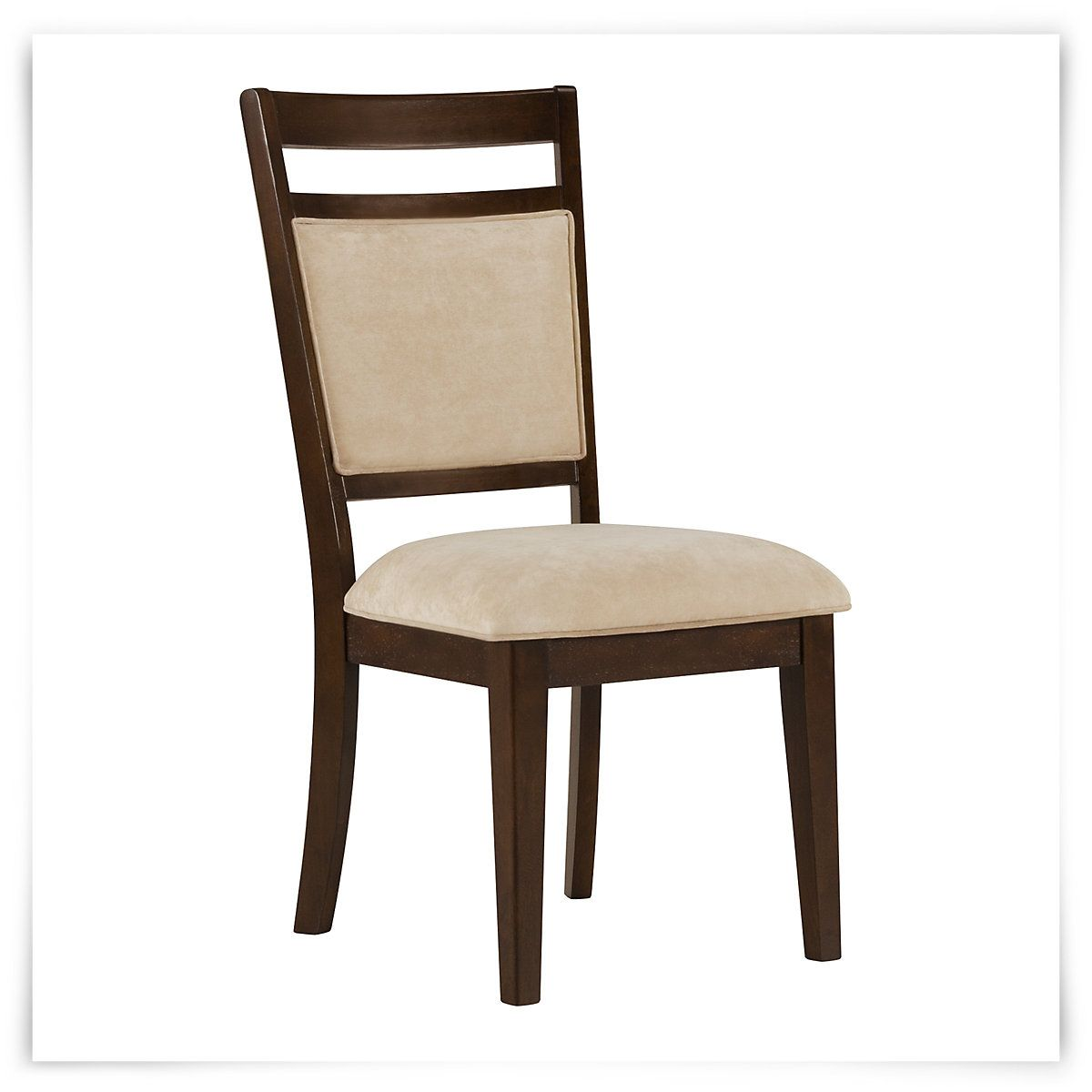 City Furniture Andora Mid Tone Upholstered Side Chair  Dining Best City Furniture Dining Room Design Inspiration