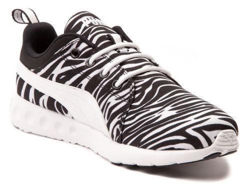 NEW PUMA CARSON RUNNER Zebra Print