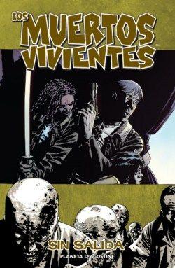 Los muertos vivientes Nº 14: ¡Sin salida!