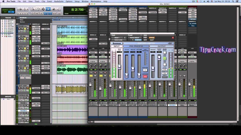 pro tools software crack free download