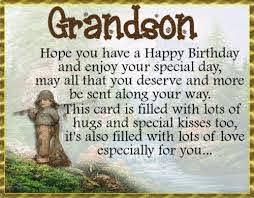 Happy Birthday To A Grandson Free Extended Family Ecards 123 Greetings In 2021 Birthday Wishes Boy Happy Birthday Son Wishes Happy Birthday Grandson