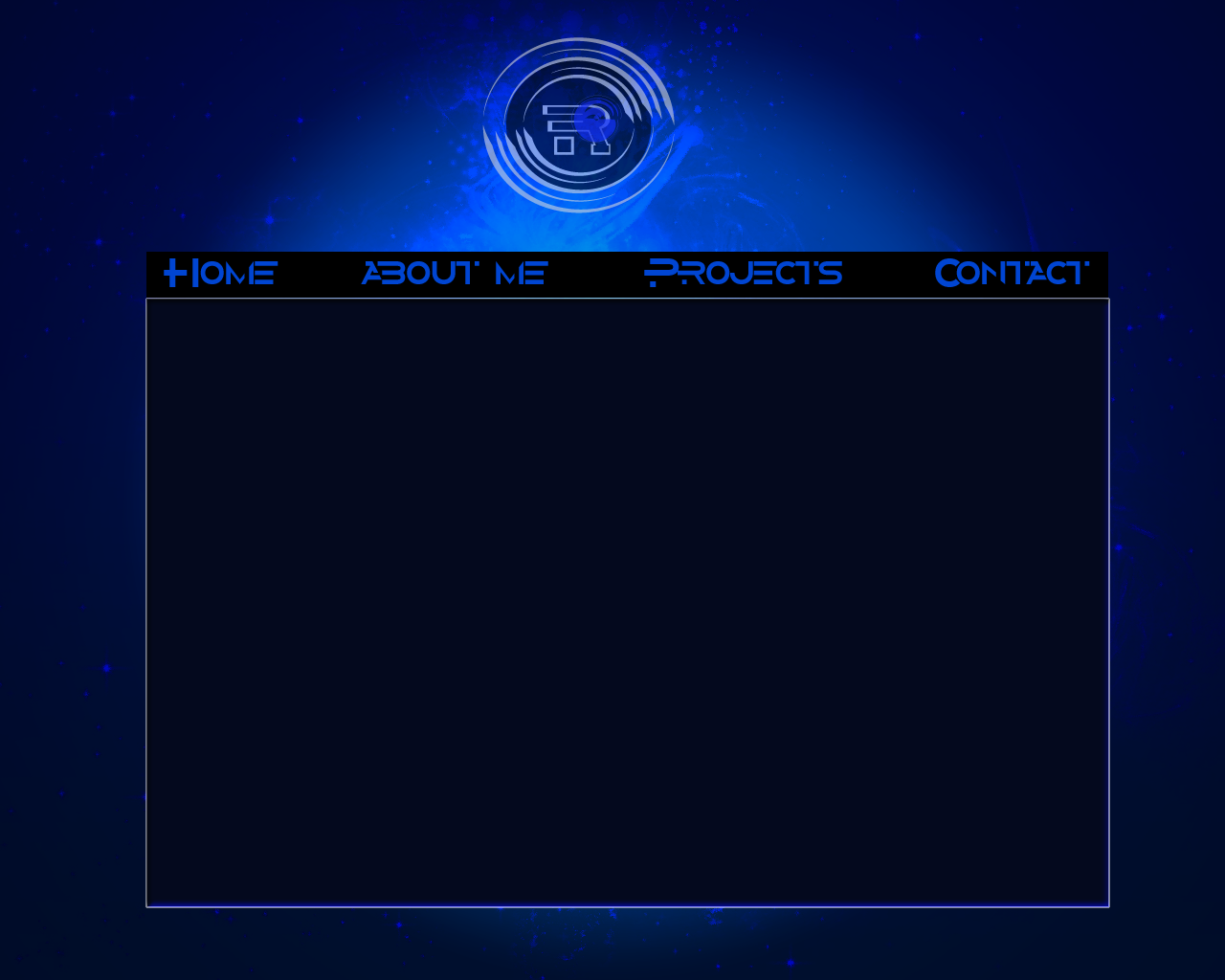 Portfolio Webpage (example2)