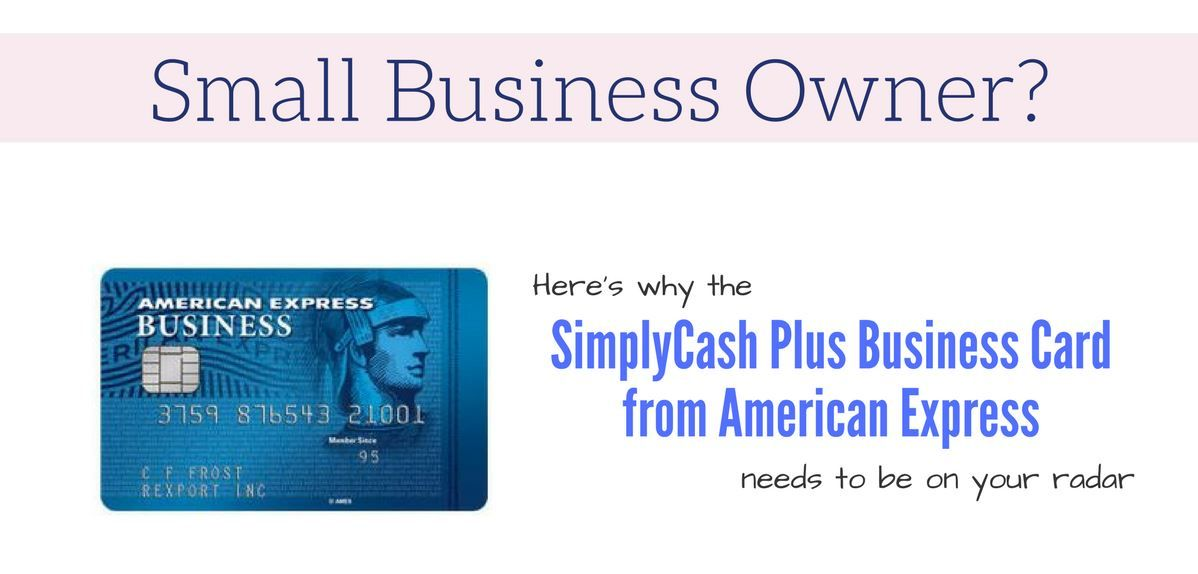 Simplycash plus business credit card from american express review colourmoves