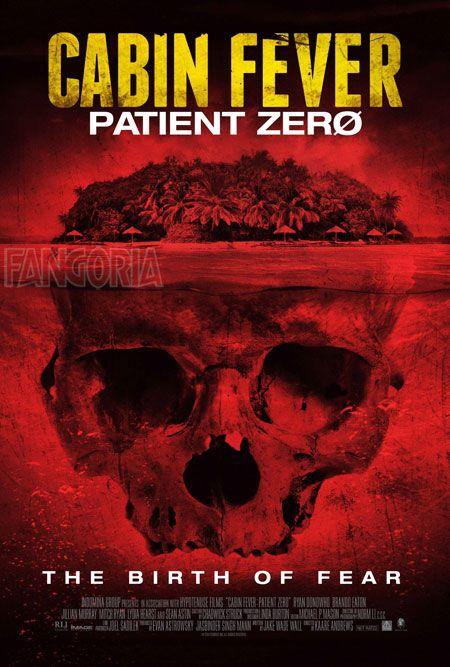 Kaare Andrews Cabin Fever Patient Zero Us Poster Movie Posters