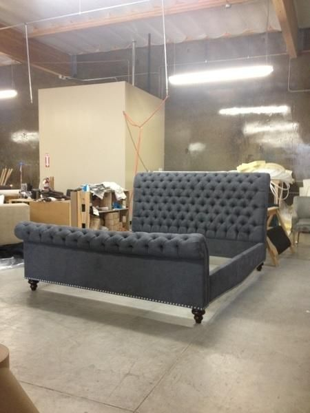 Must have this bed!! Santa Barbara Collection | Custom Upholstered ...
