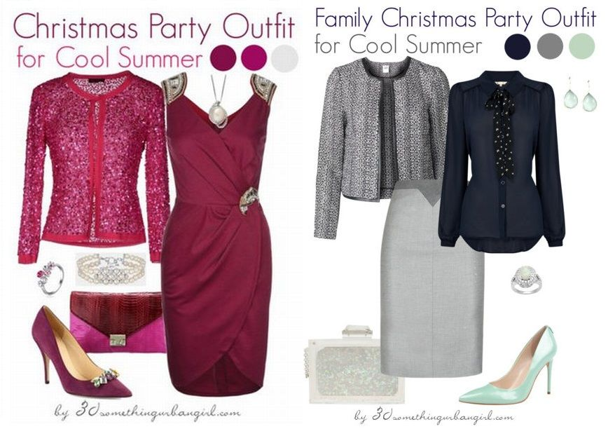 Classy Christmas Party Ideas Part - 37: Classy Christmas Party Outfits For Cool Summer And Cool Winter