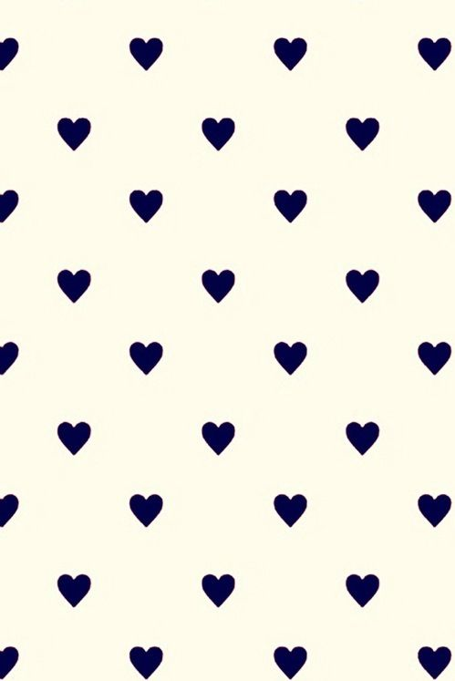 Blue Hearts Wallpaper Background Home Screen